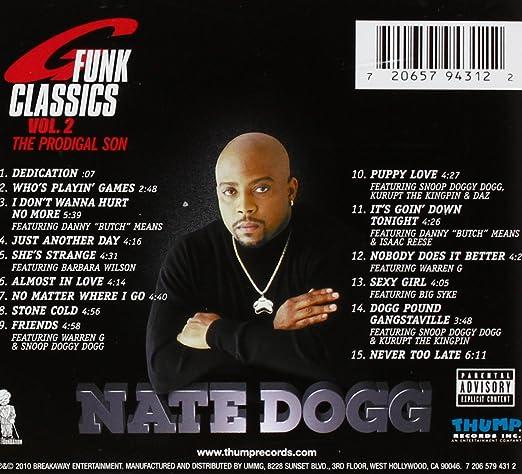 Nate Dogg-Music And Me Full Album Zip