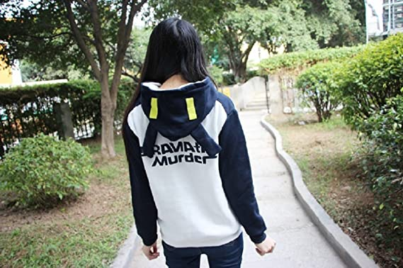 Amazon.com: gk-o Anime DRAMAtical Murder DMMD Noiz sudadera ...