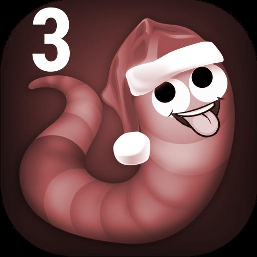 Slither Worm Snake 3