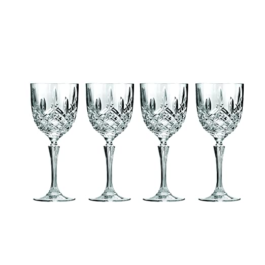 Christmas Tablescape Décor - Marquis by Waterford Markham Wine Glass - Set of 4