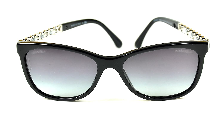 Amazon.com: anteojos de sol Chanel 5260-q Cadena Collection ...