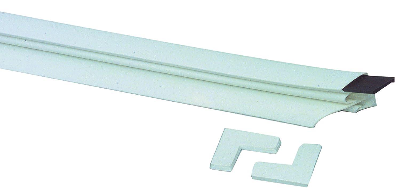 Fixapart W5-01000/A Burlete y aislantes para puertas, Blanco ...