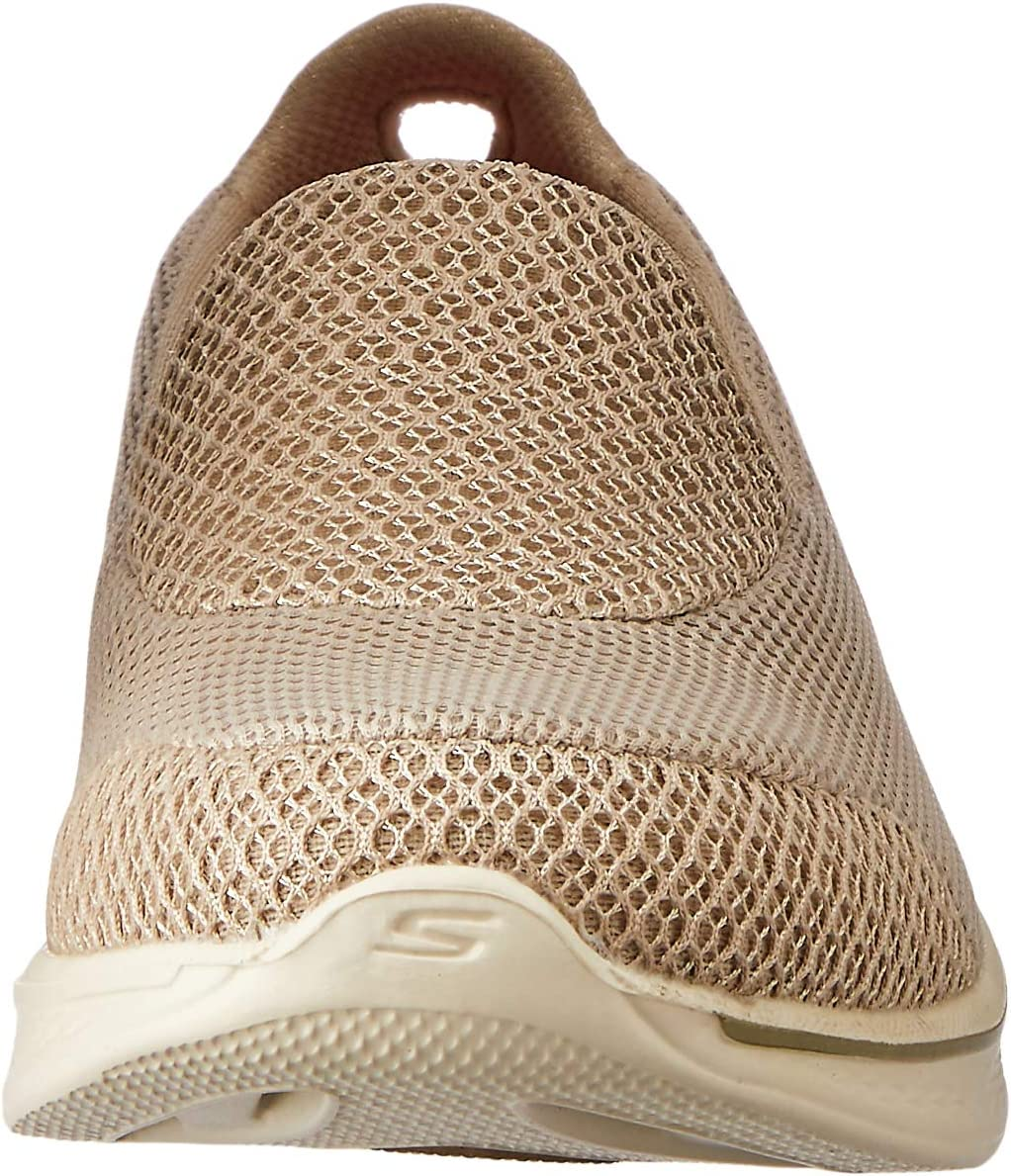 Skechers Go Walk 4 Propel - Women's Walking Shoe Taupe