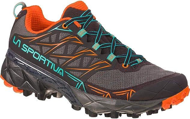 LA SPORTIVA Akyra - Zapatillas de running para mujer, color, talla 37.5 EU: Amazon.es: Zapatos y complementos