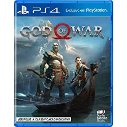 Game God Of War PS4
