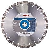 2608602648 Bosch 350 X 20/25.4MM Diamond Cutting
