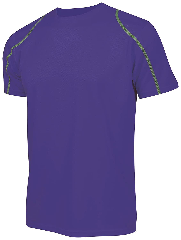 Asioka 375/16n Camiseta de Running, Unisex Niños