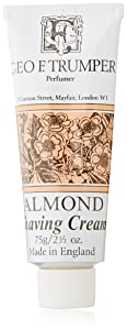 Geo F. Trumper Almond Soft Shaving Cream 75 g cream