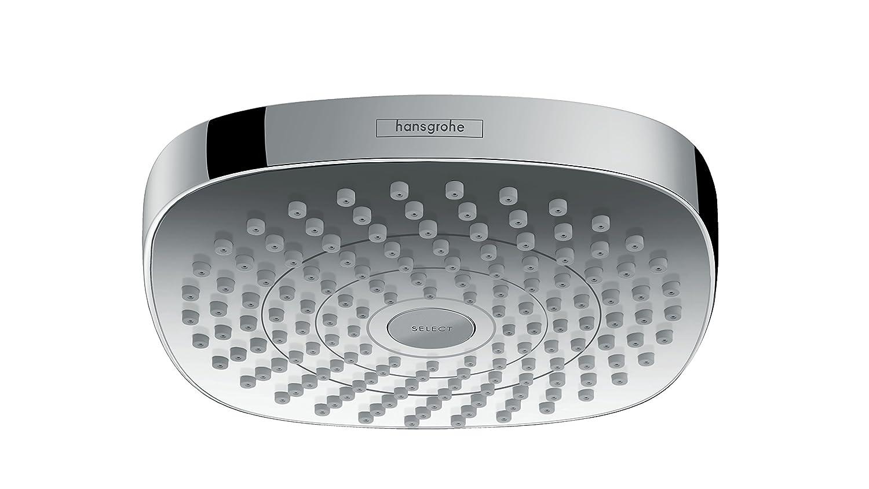 Hansgrohe 26522400 Croma Select S 180 Ducha Fija, 2 Tipos de Chorro, Blanco
