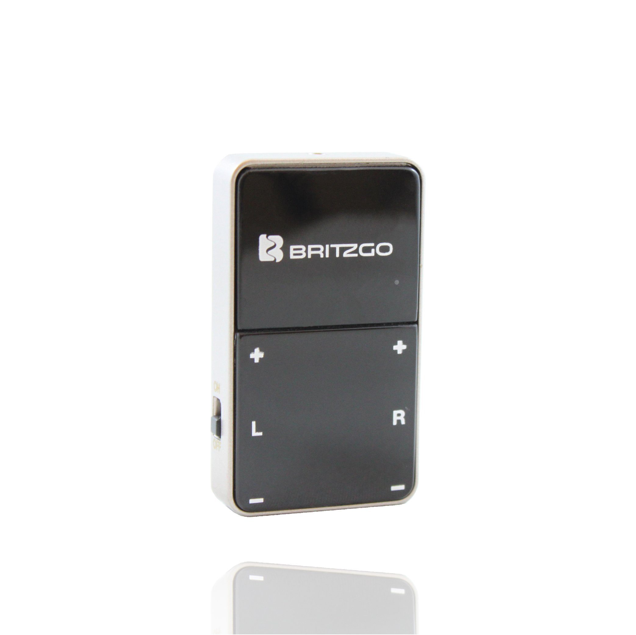 Digital Rechargeable Hearing Amplifier by Britzgo BHA-800