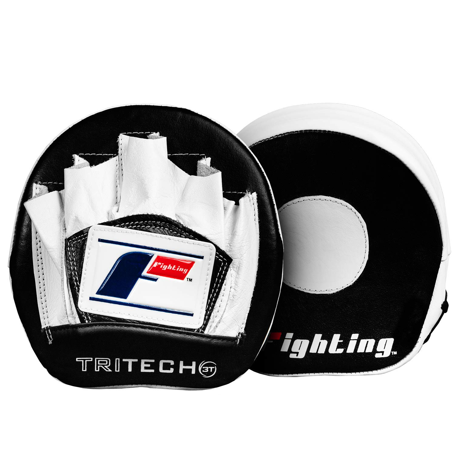 Fighting Sports tri-tech Elite Punch Mitts ブラック