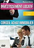 INVESTISSEMENT LOCATIF : Livre+1DVD de Formation, Comment gagner de l'argent dans l'immobilier