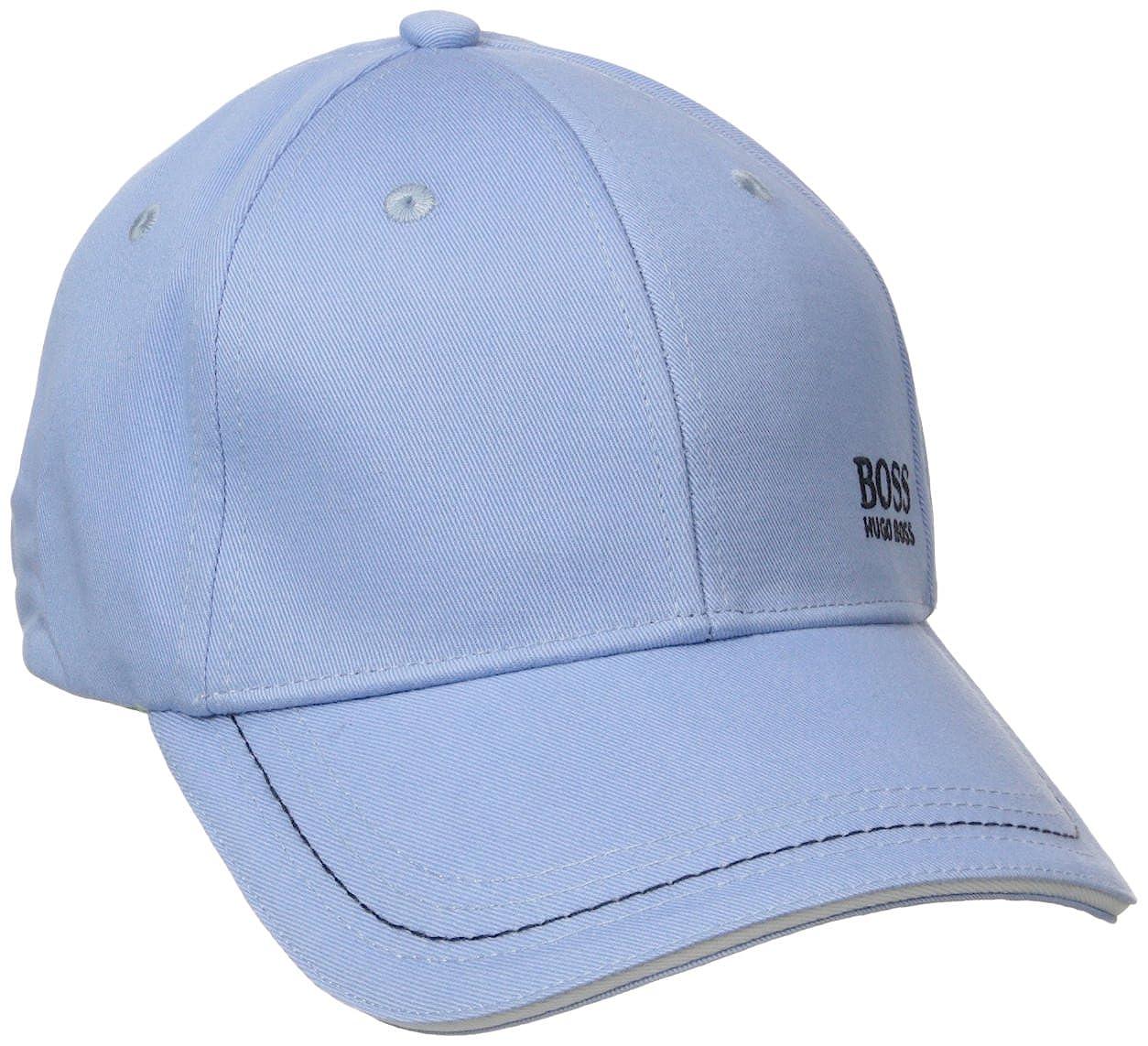 BOSS Hugo Hombres Cap 1 Gorra de béisbol - Azul -: Amazon.es: Ropa y accesorios