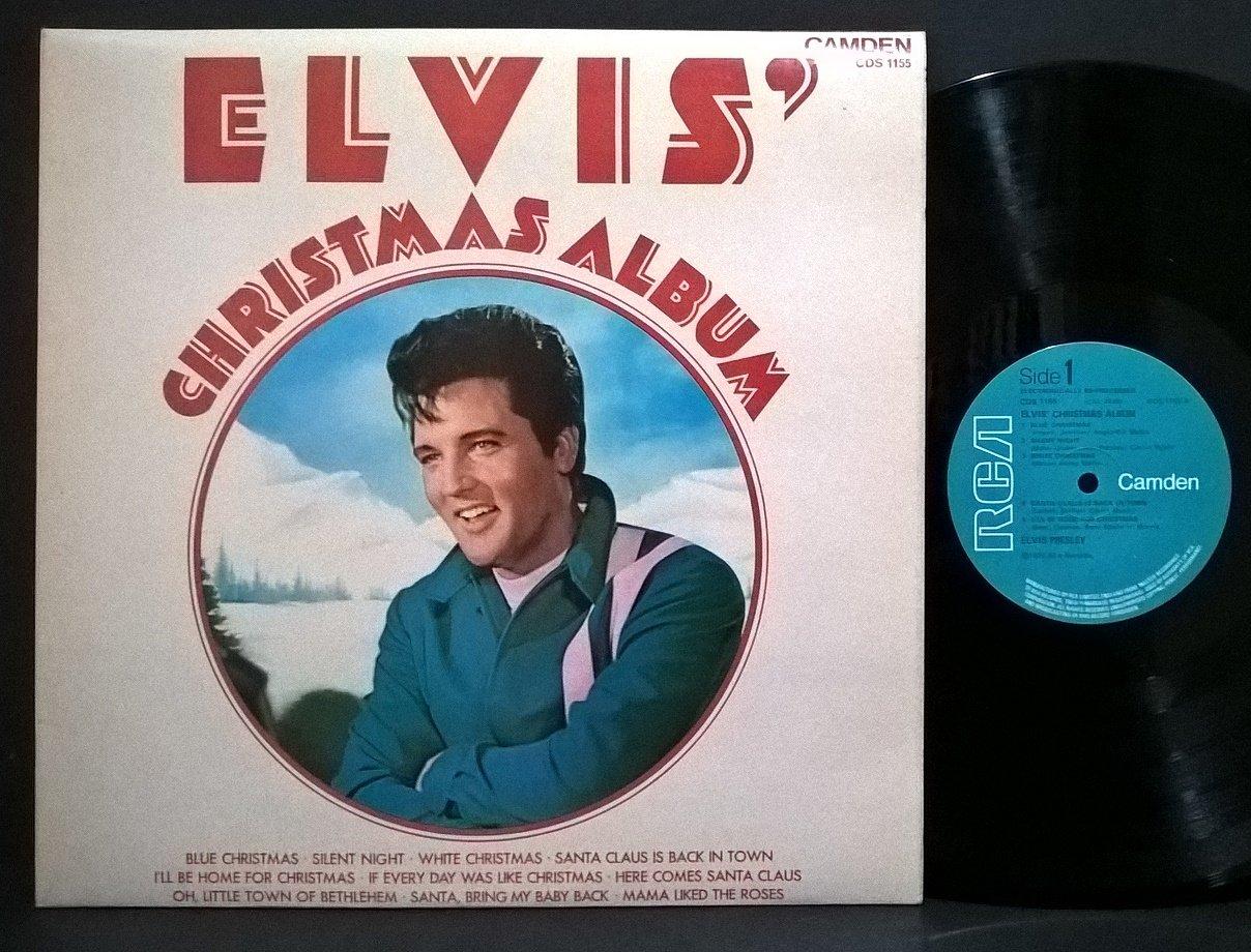 Elvis\' Christmas Album: Amazon.co.uk: Music