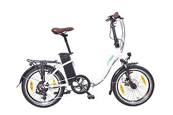 NCM PARIS 50,8 cm para bicicleta eléctrica E-bicicleta plegable E-Bike