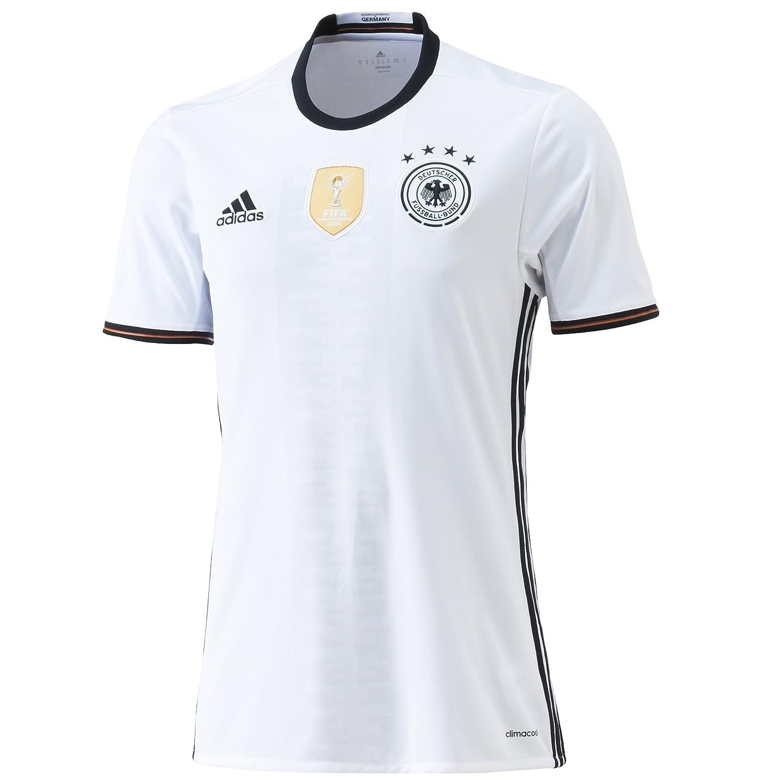 TALLA S. Adidas FFHB Camiseta de Deporte para Hombre