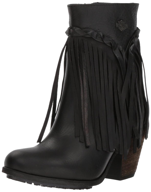 Harley-Davidson Women's Retta Fashion Boot B074WFTZ53 5 B(M) US|Black