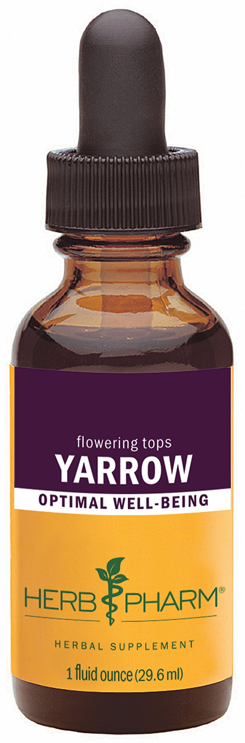 Herb Pharm Yarrow Flowering Tops Extract - 1 Ounce