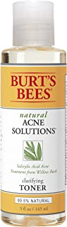product image for Burt's Bees Natural Acne Solutions Clarifying Toner, Face Toner for Oily Skin, 5 Ounces