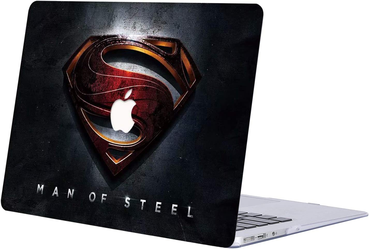 R350 Ironman MacBook Air 13 Inch Case Old Version 2010-2017 Model A1466//A1369,AJYX The Avengers Laptop Protective Hard Plastic Shell Design Cover for MacBook Air 13 Inch
