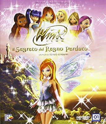 Winx club movie il segreto del regno perduto parte youtube
