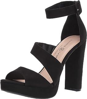 1ff44f404786 Amazon.com  Chinese Laundry Women s Theresa Heeled Sandal  Shoes