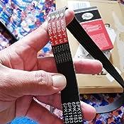 GAT 6PK1183 correa trapezoidal acanalada Micro-V XF: Amazon.es ...