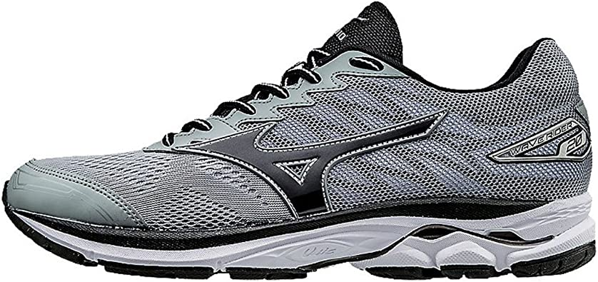 mizuno wave rider 21 black ink