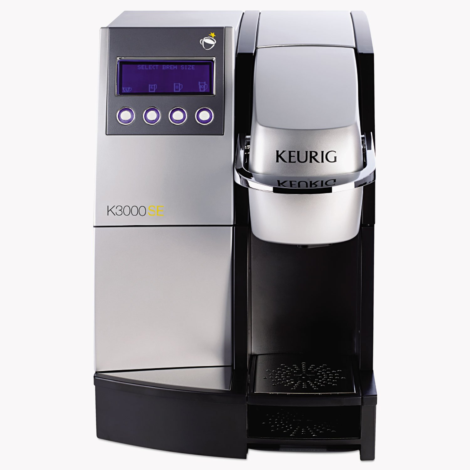 Keurig K3000SE Commercial Brewing System - 1400 W - Black, Silve