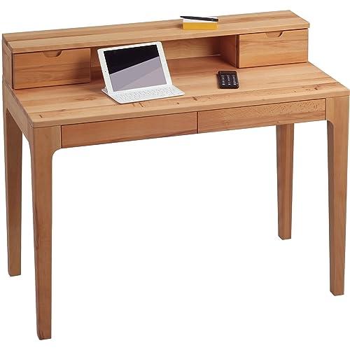 Schreibtisch Modern Design Holz: Amazon.de