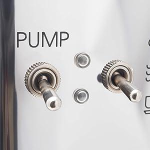 Lelit Espressomaschinen mit Siebträger Glenda PL 41 PLUS