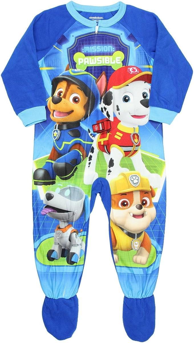 Amazon.com: Paw Patrol - Manta de pijamas para niños, diseño ...