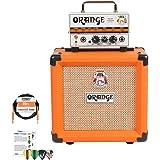Orange Micro Terror MT20 and PPC108 Cabinet Half Stack Kit