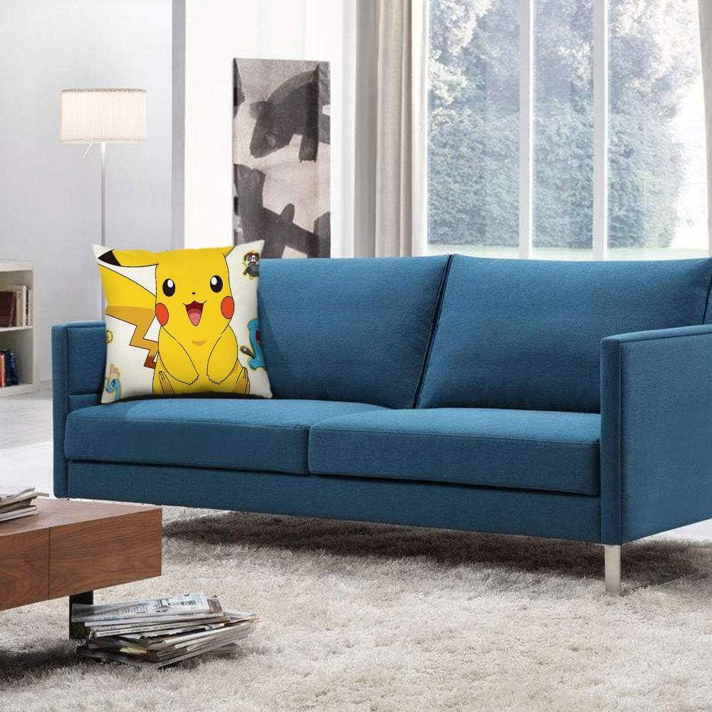 Maccum pokemon Pikachu pillow cases