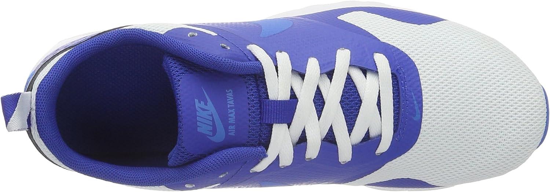 WHITE//PHOTO BLUE//GAME ROYAL!! 814443-102 Boys/' Nike Air Max Tavas Shoe! GS