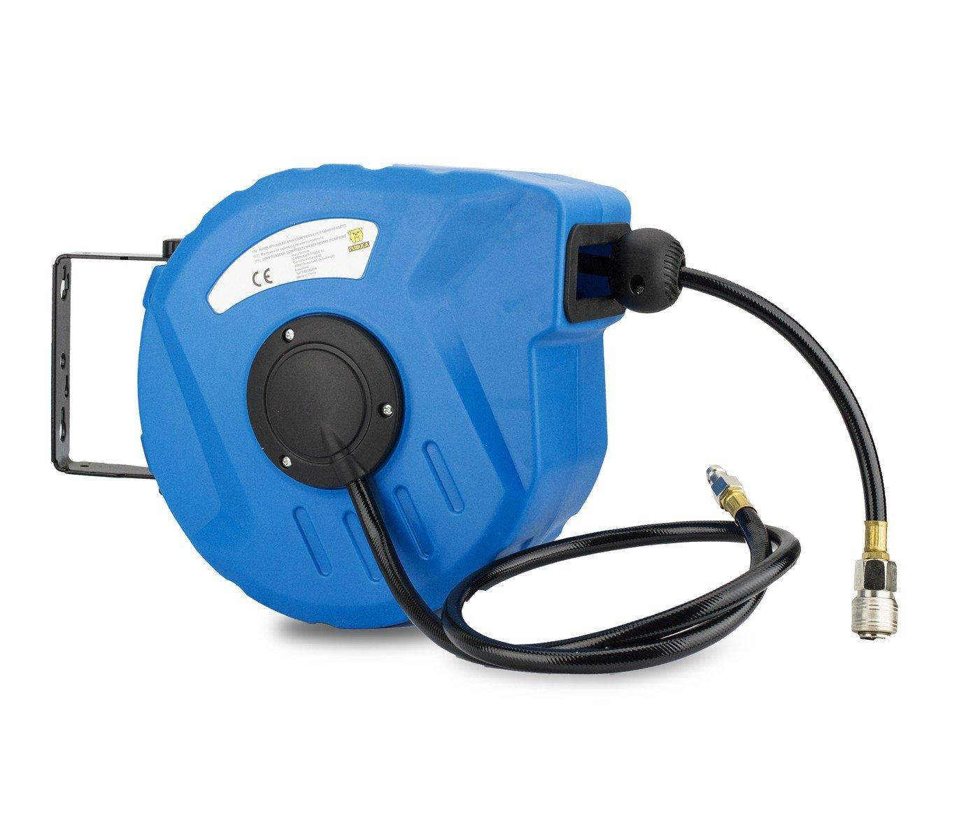 4508 Bobina de manguera de aire comprimido FOBUCA compresi/ón aire//agua 9MT