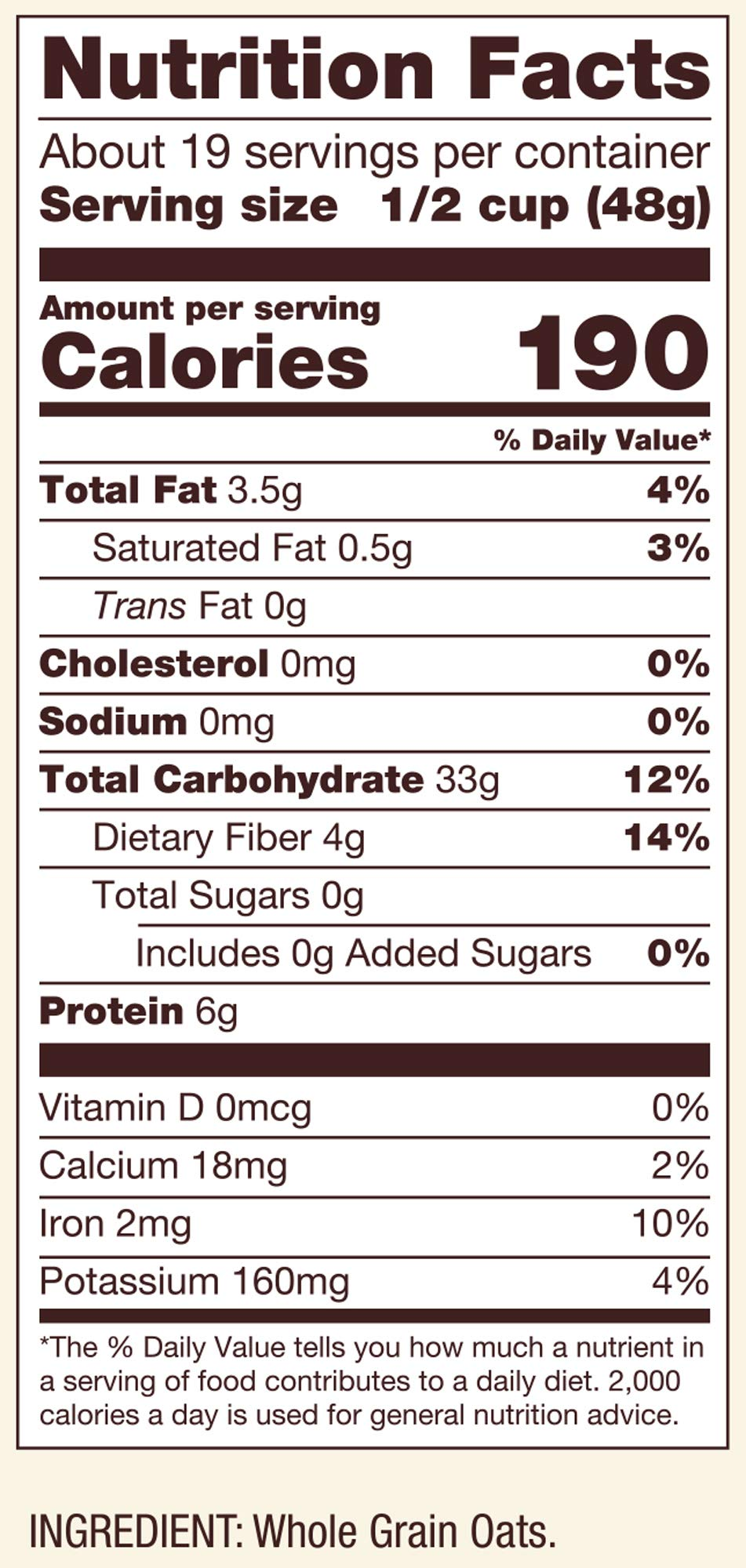 Bob's Red Mill Organic Extra Thick Rolled Oats, 32 Oz (4 Pack) by Bob's Red Mill (Image #3)