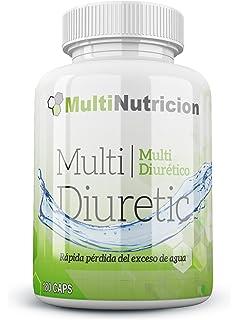 Multi Diuretic con vitamina B6 – Quemagrasas – Diurético – Antioxindante – Salud del sistema urinario