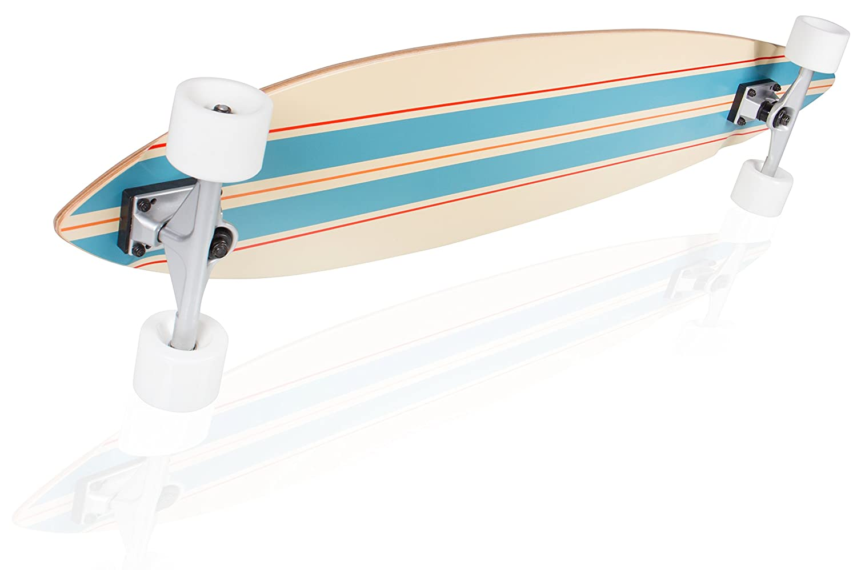 Tabla Skate con Cojinetes con Rodamientos ABEC-7 SportPlus Monopat/ín con Tabla de Arce Canadiense En Diferentes Tama/ños y Colores