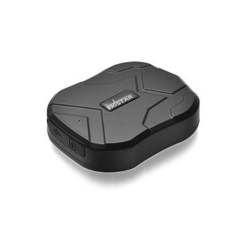 TKSTAR caliente GPS Tracker para coche con imán, aplicación gratuita y plataforma web: Amazon.es: Electrónica