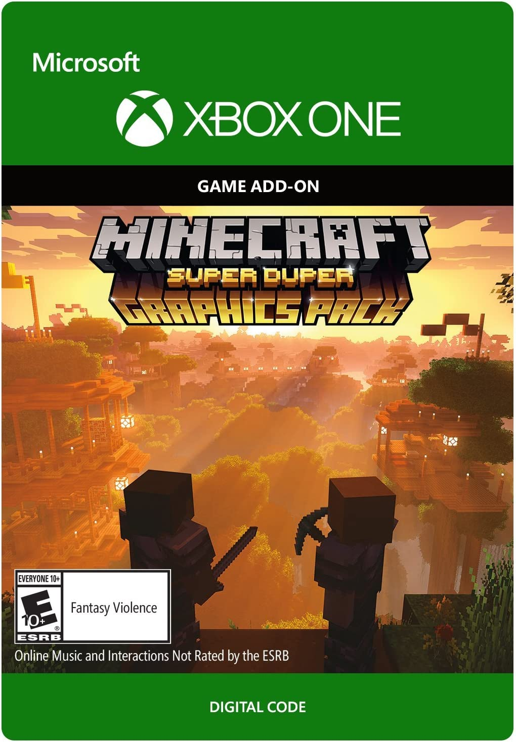Best Minecraft Texture Packs 2020 Amazon.com: Minecraft Super Duper Graphics Pack   Xbox One