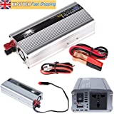 MASCARELLO®Car 1500W converter power inverter DC 12V to AC 220V 230V 240V invertor USB