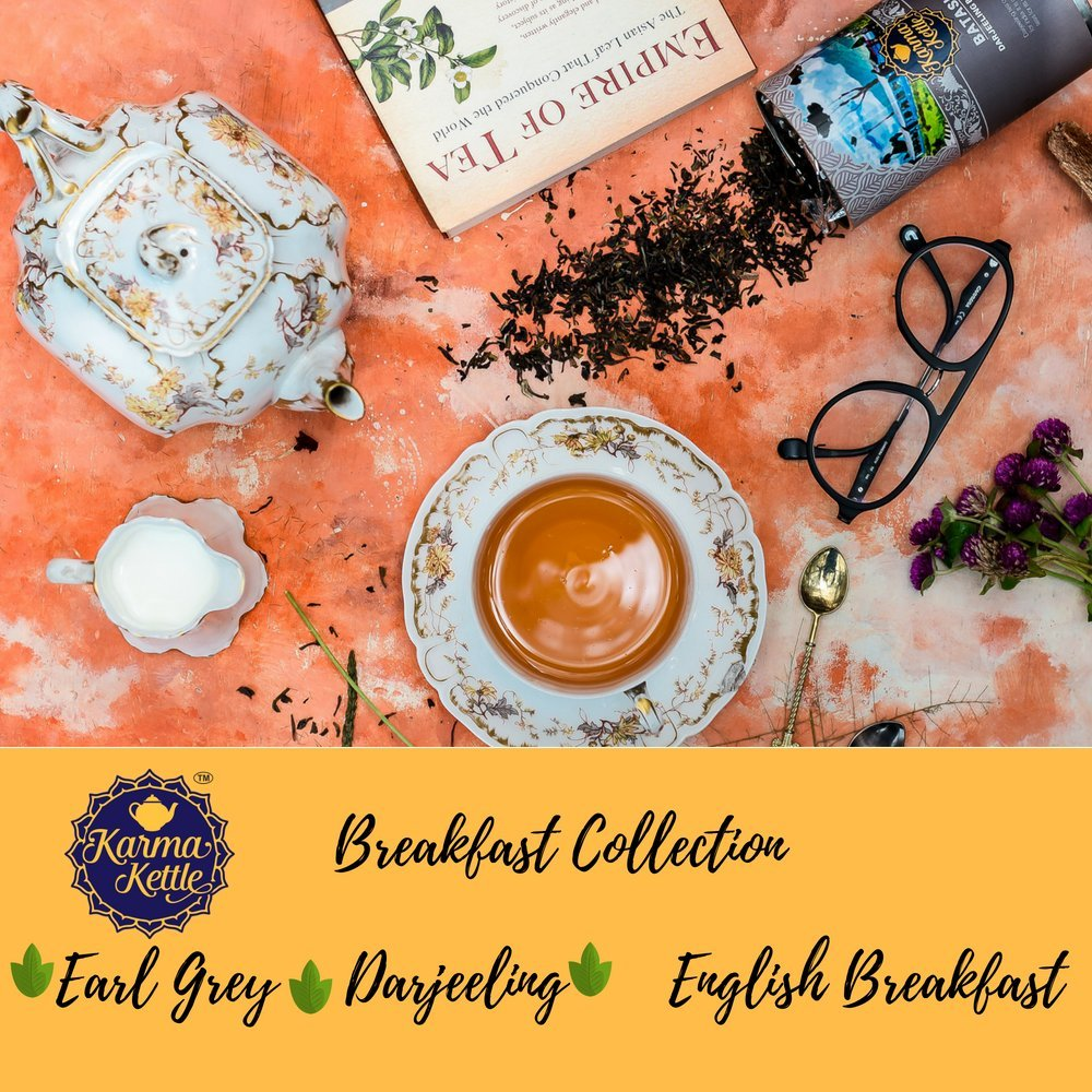 Amazon.com : Count of 100 teabags (English Breakfast) : Grocery & Gourmet Food