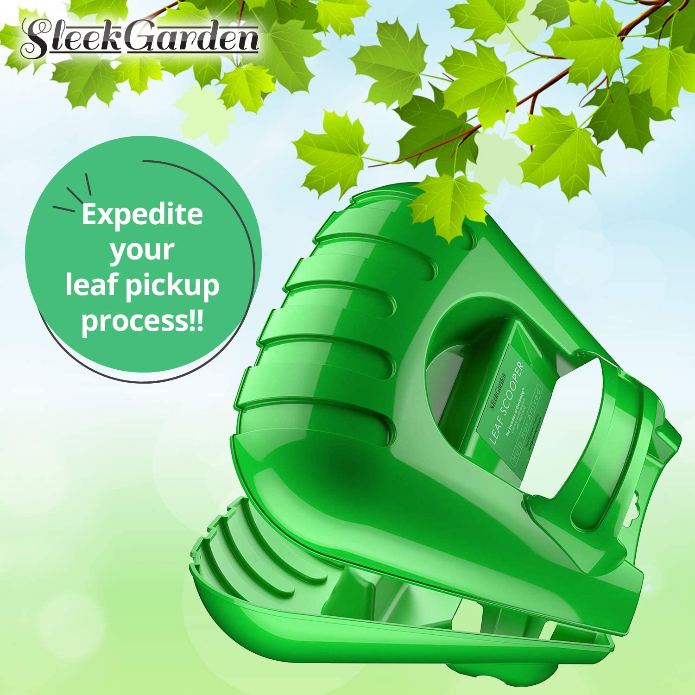 Amazon.com: Elegante jardín Series ergonómico grande hojas ...