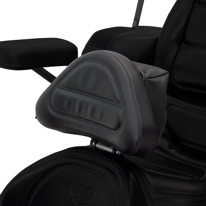 Show Chrome Accessories 52-567A Smart Mount Removable Backrest GL1500