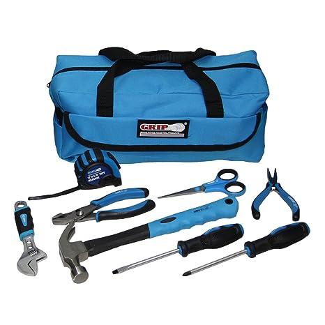 5ea5f4fbc Grip 9 pc Children's Tool Kit - Hand Tool Sets - Amazon.com