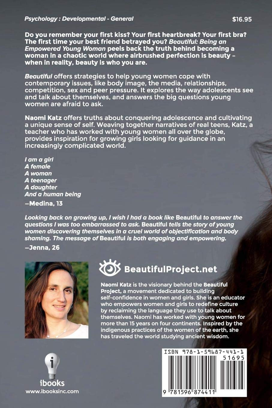 Amazon com: Beautiful-Being an Empowered Young Woman