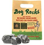 Dog Rocks - Prevent Grass Burn Spots by Urine - Save Your Lawn from Yellow Marks - 600g