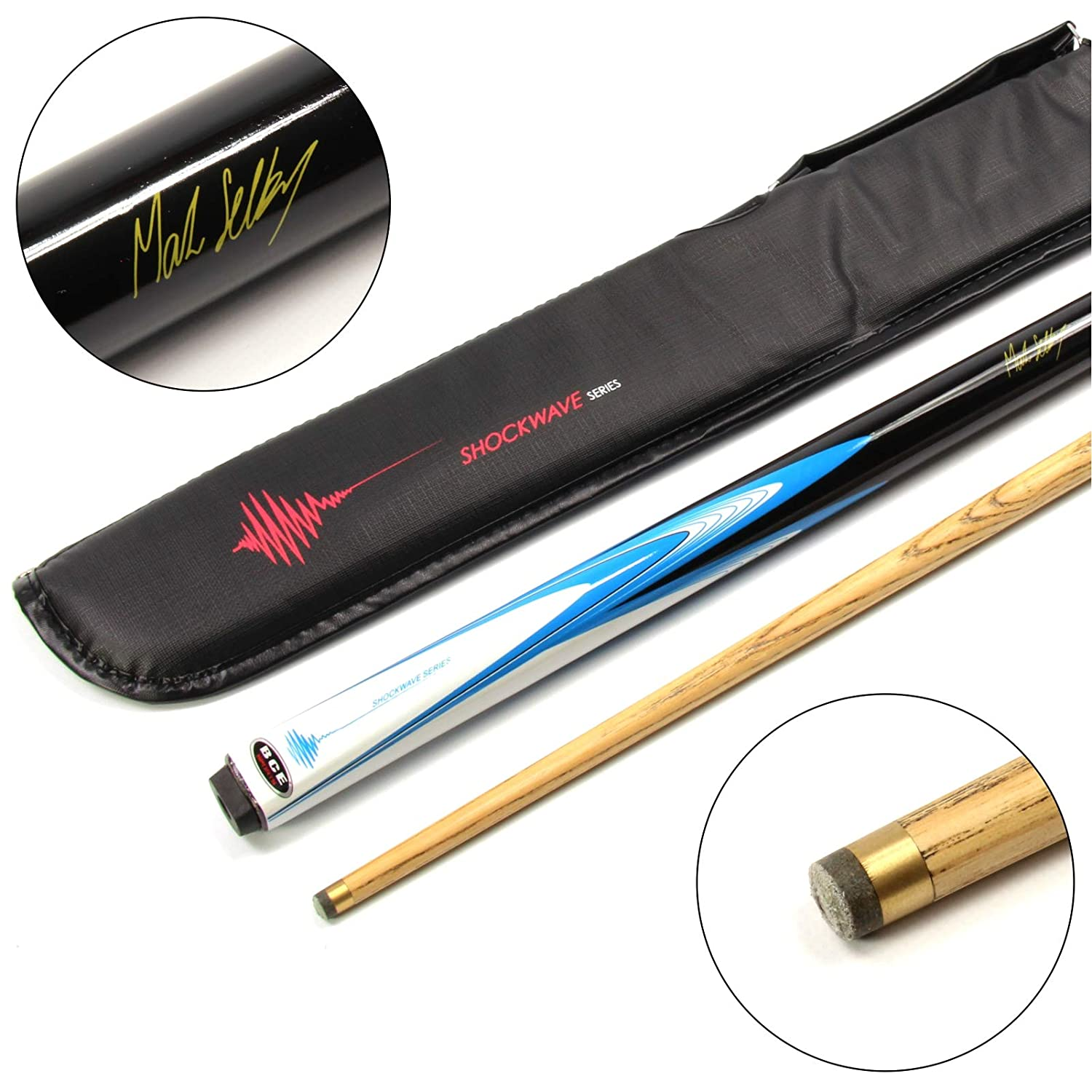 BCE Mark Selby - Electric Shockwave - Taco de billar ...