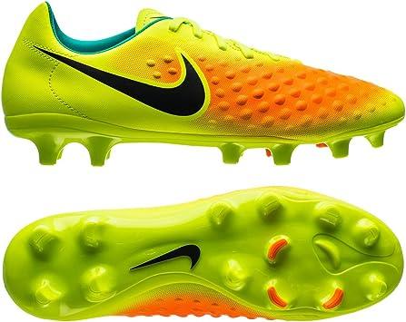 Nike Chaussures Football Magista Onda II FG, Arancio, 42.5